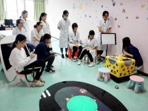 奥漫团队赴佛山三水区妇幼保健医院开展培训