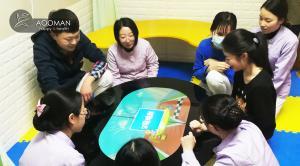 奥漫产品入住广东省佛山禅城中心医院自闭症中心