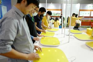 奥漫优悦·嗨翻世界---2020第78届中国教育装备展示会于重庆火热开幕